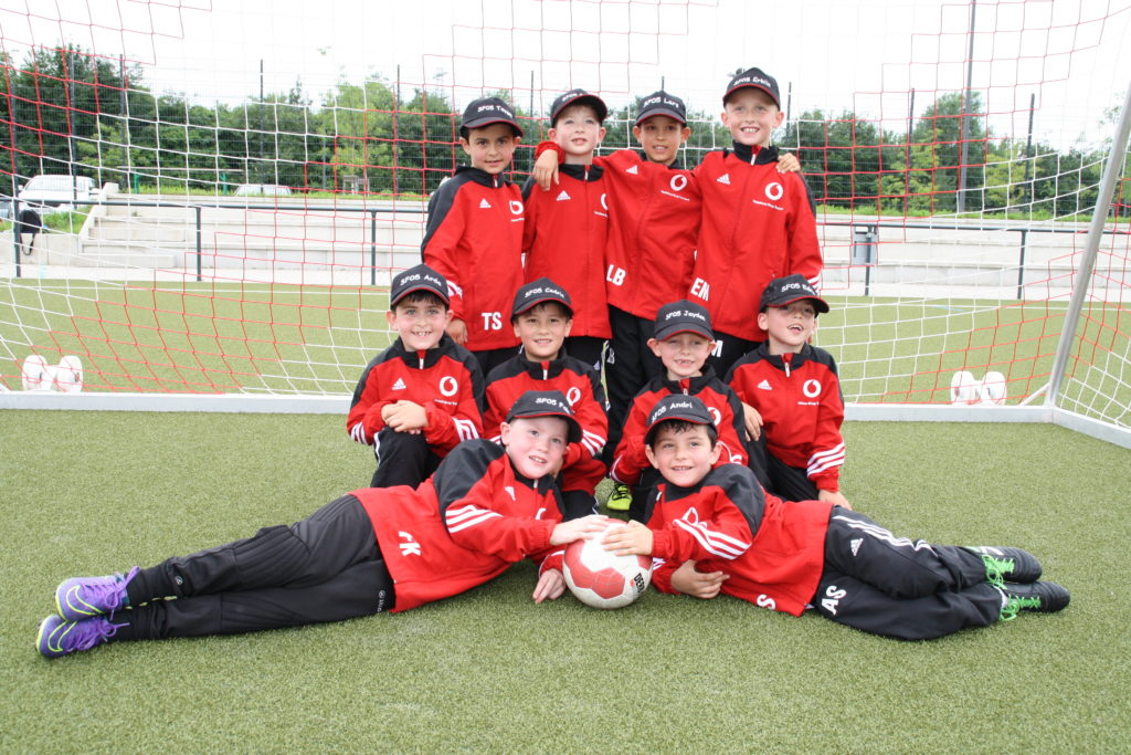 U8/1 SF05 Teamfoto